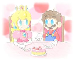 .:Lovely time:. by CloTheMarioLover