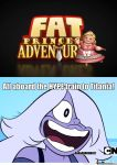 My reaction to Fat Princess Adventures by rabbidlover01