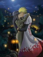 Commission: NaruHina - dreams come true by Amenoosa