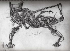 The Flinger by zypherax