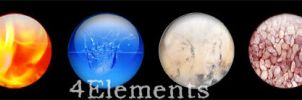 4 Elements by IdeandoGrafica