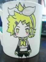 Vocaloid Big Cup : Rin Side by jaysanzo