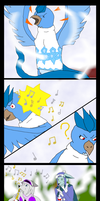 Music Calms the Savage Beast? by BlueWolf114