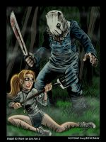 Friday the 13th Part 2 by BryanBaugh