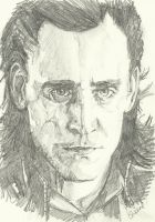 Loki -sketch by SheenaBeresford