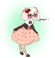 LINE Play Fifi by LittleMacarons