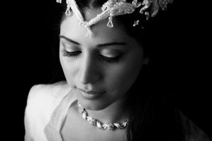 Vintage Bride by Mahafsoun