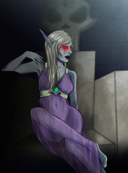 Casual Fridays in the Undercity by McXahn