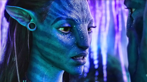 Avatar Neytiri edit by Prowlerfromaf