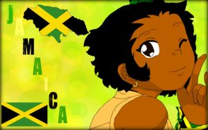 Hetalia jamaica by littlestar21