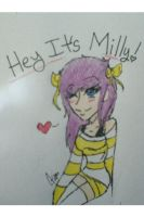 i drew Milly! by Fire-TheZone