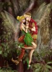 Tinkerbell in love by BestHexe