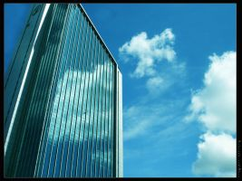 Clouds_and_Skyscrapers by adiar