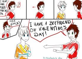 Hiccup Forgot Valetines Day by aerith31