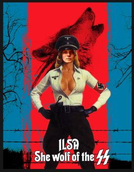 Ilsa She wolf of the SS by technoborg