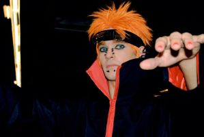 Cosplay Pain Naruto by 06devilsasuke06