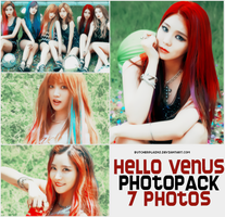 Hello Venus - photopack #01 by butcherplains