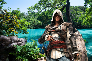 Assassin's Creed IV: Black Flag Wallpaper 1 by DOM098652