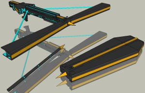 Tombstone Crossbow by Scourg3-NZ