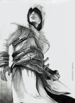 Altair - Assassin's Creed by MartyIsi