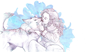 Wolf Pack Charity Project by Womaneko