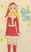 God Jul (old work 00) by Konturer