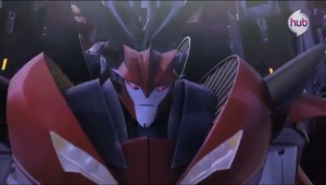 Transformers Prime 'Tunnel Vision' screenshot 1 by Galaxywarriess1234