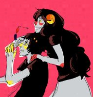 hs aradia sollux by 98kg