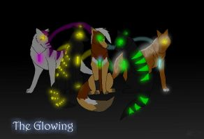 The Glowing by DracoWolf0-0