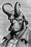 Matt Buck's Hellboy Tutorial by VectorGenius