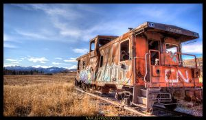 Loose Caboose by Gemini8026