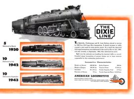 The Dixie Line by 288jh