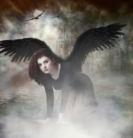 Black Angel by tinca2