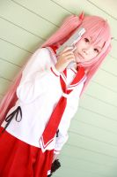 Hidan no Aria - Aria by Xeno-Photography