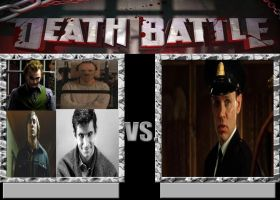 Joker Hannibal Anton And Norman Vs Percy Wetmore by Normanjokerwise