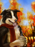 Autumn Rondo by thornwolf