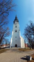 Church tower by Avalong