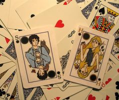 Only Revolutions: Cards by Breadstick-Memories