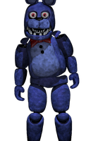 Fnaf 2 Bonnie Repaired (Updated) by Shaddow24