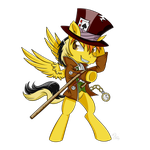 Electuroo Mad Hatter by SwanLullaby