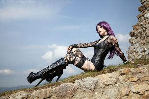 Gothic by Model-DevilishAngel