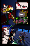 Samples - Young Justice 3 by LucianoVecchio