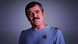 James Doohan Scotty II by Dave-Daring