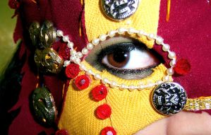 Masquerade II by KW-stock