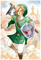 Link :3 by om-nom-berries