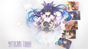 Yatogami Tohka Wallpaper by tammypain