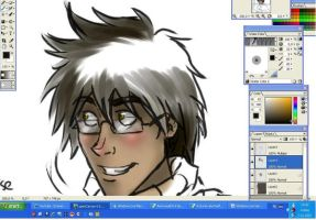 WIP James by jolly2