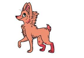 Draw to Adopt Canine 2 - Closed by Lexis-Adopts