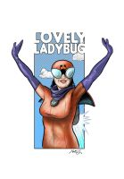 The Lovely Ladybug by Nick-OG