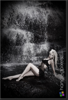 Waterfall 2 by CourtneyRose666